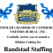Ribbon Cutting for Randstad Staffing