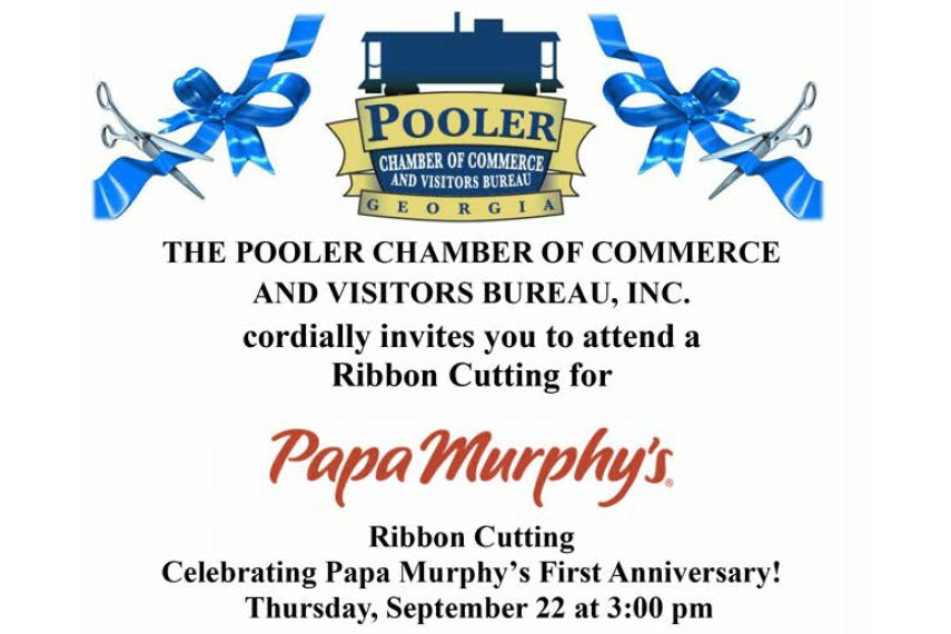 ribboncuttingpapamurphys-event