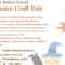 Godley Station School - Autumn Craft Fair