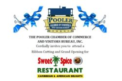 Ribbon Cutting and Grand Opening for Sweet Spice