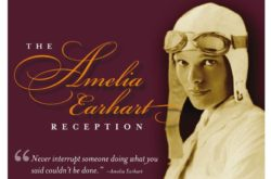 The Amelia Earhart Reception hosted by The Zonta Club