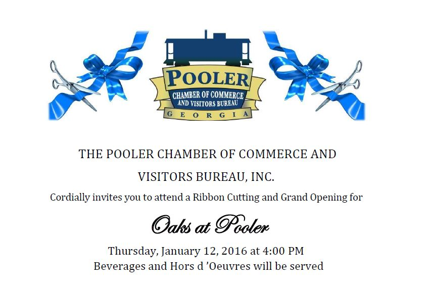 RibboncuttingOaksatPooler