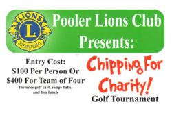 Chipping for Charity | Pooler Lions Club