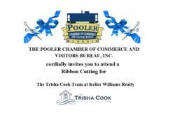 Ribbon Cutting for The Trisha Cook Team at Keller Williams Realty