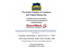 1 Year Anniversary Celebration for Benchmark Physical Therapy