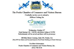 Ribbon Cutting for Sungate Medical Group
