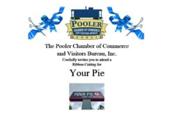 Ribbon Cutting for Your Pie