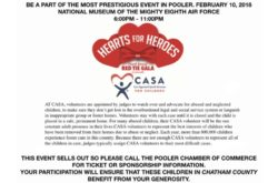 Hearts for Heroes 2018