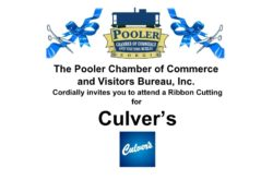 Ribbon Cutting for Culver's
