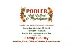 Pooler Fall Festival and Marketplace 2018