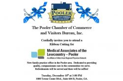 Ribbon Cutting for Medical Associates of the Low Country - Pooler